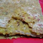 Soya Granules Paratha Recipe