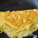 Cheese Omelette Recipe