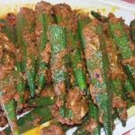 Lady Finger Pickle Recipe