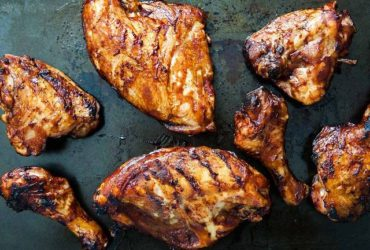 Barbecued Indian Chicken Recipe