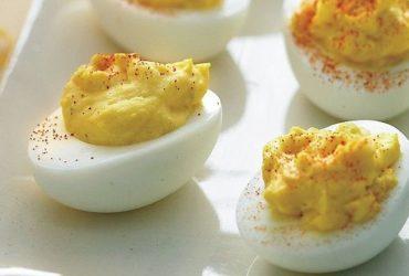 Stuffed Eggs